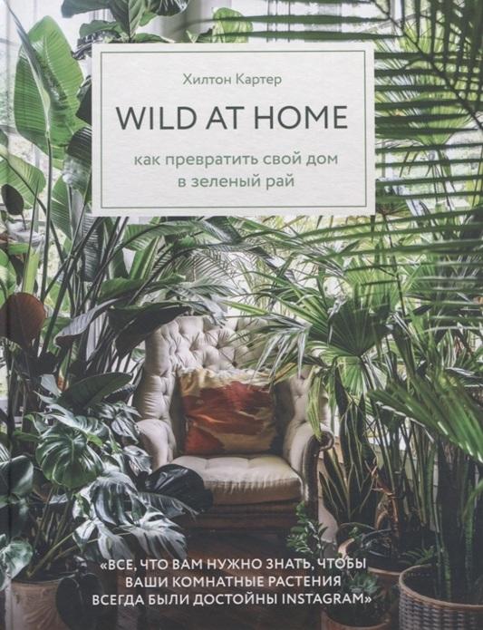 Хилтон картер Wild at home